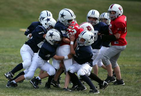 concussions in young players