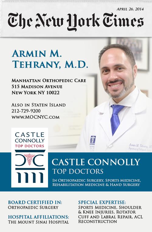 dr armin tehrany