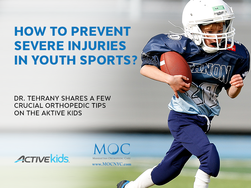 injuries in youth sports