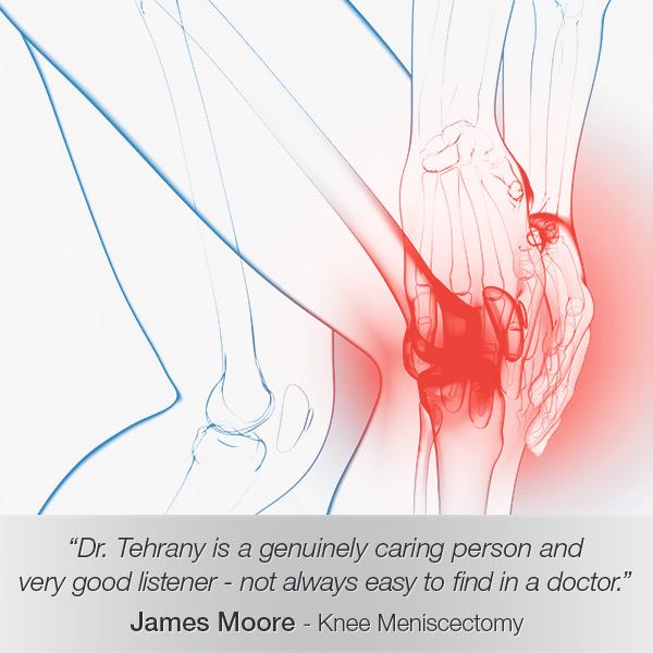 knee meniscectomy