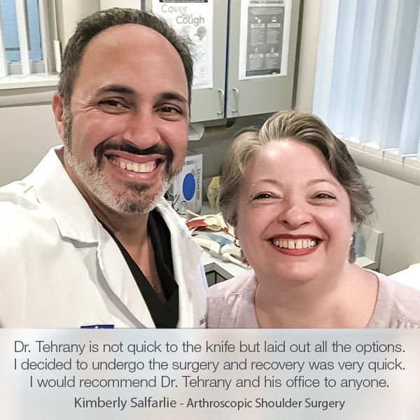 arthroscopic shoulder surgery