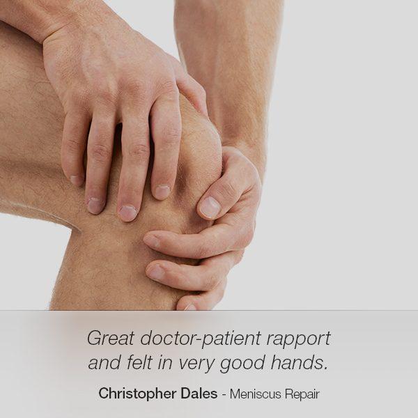 meniscus repair