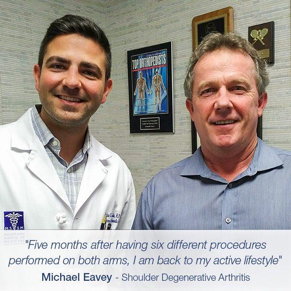 shoulder degenerative arthritis